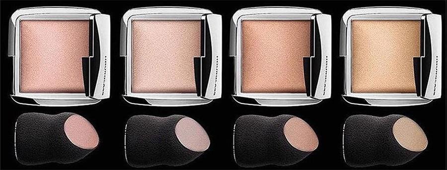 beste highlighter donkere huid