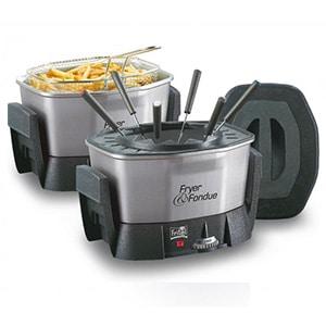friteuse fondue maker