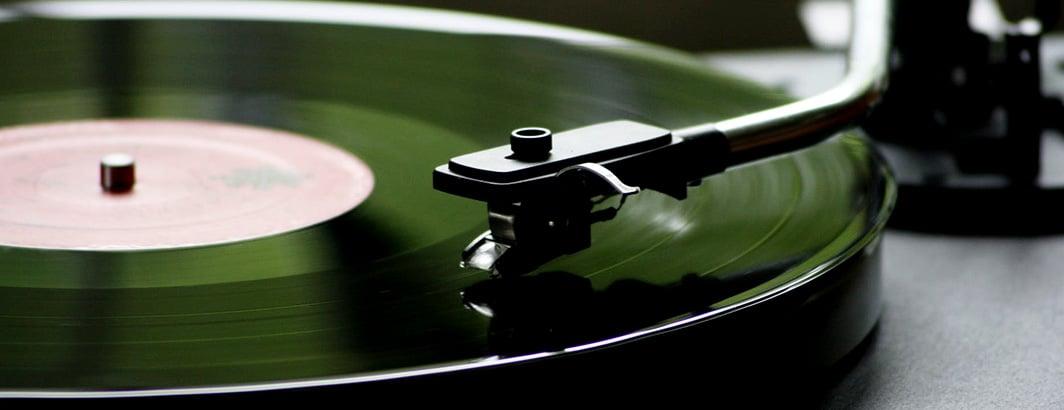goede vinyl platendraaier