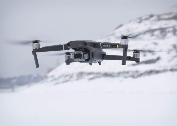 hoeveel kost een drone met camera