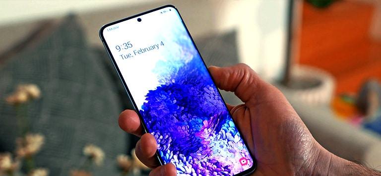Beste 5G smartphone van 2020