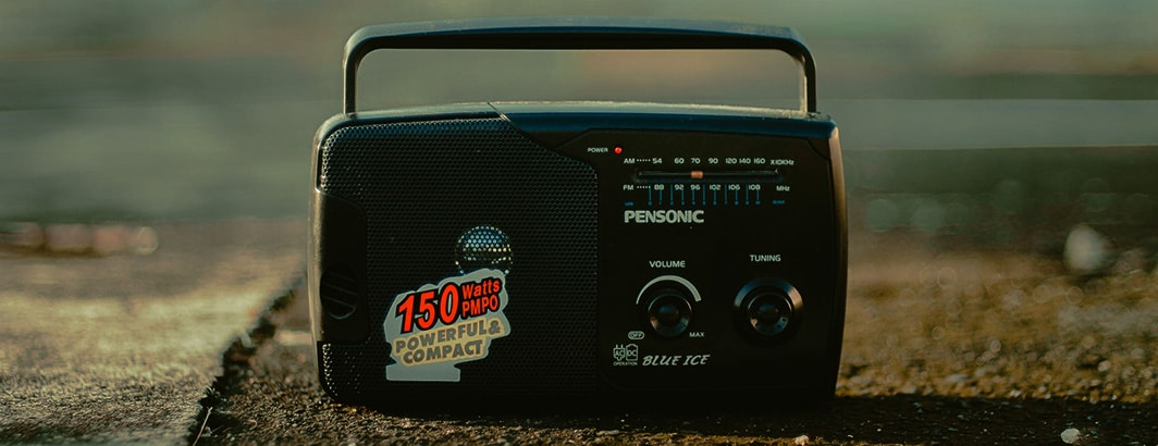 draagbare dab+ radio
