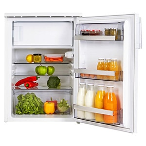 energiezuinige tafelmodel koelkast vergelijken