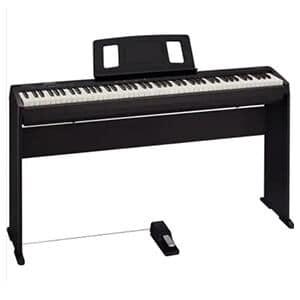 Digitale piano met stand