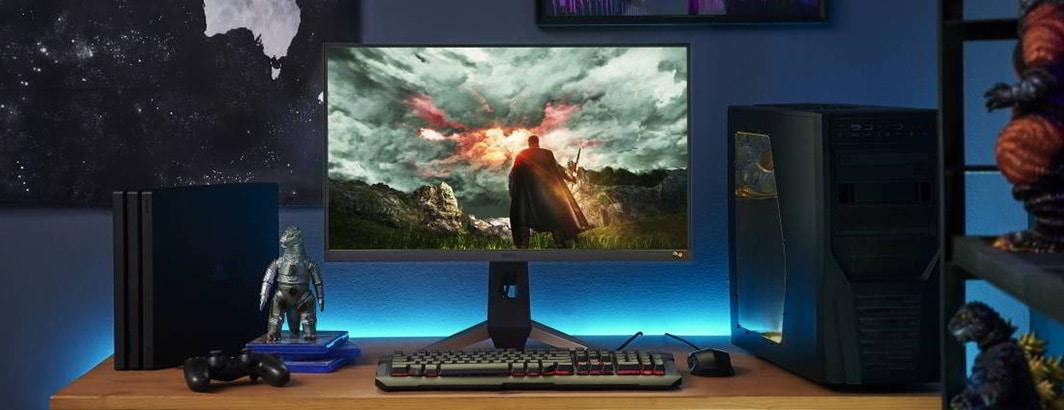 Beste gaming monitor 27 inch