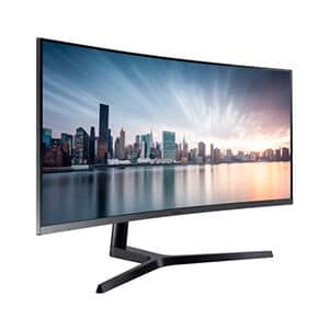 Ultrawide curved samsung monitor