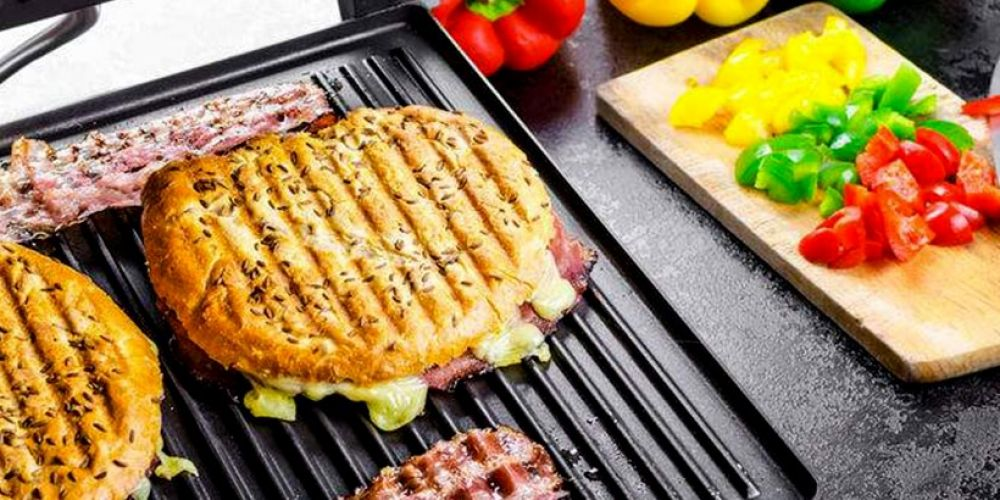 brede contact grill
