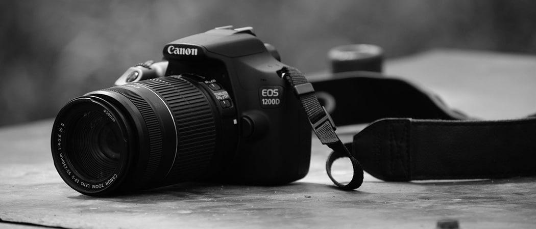 Beste canon spiegelreflexcamera met bluetooth