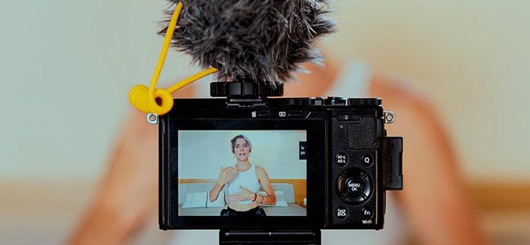 Beste vlogging camera