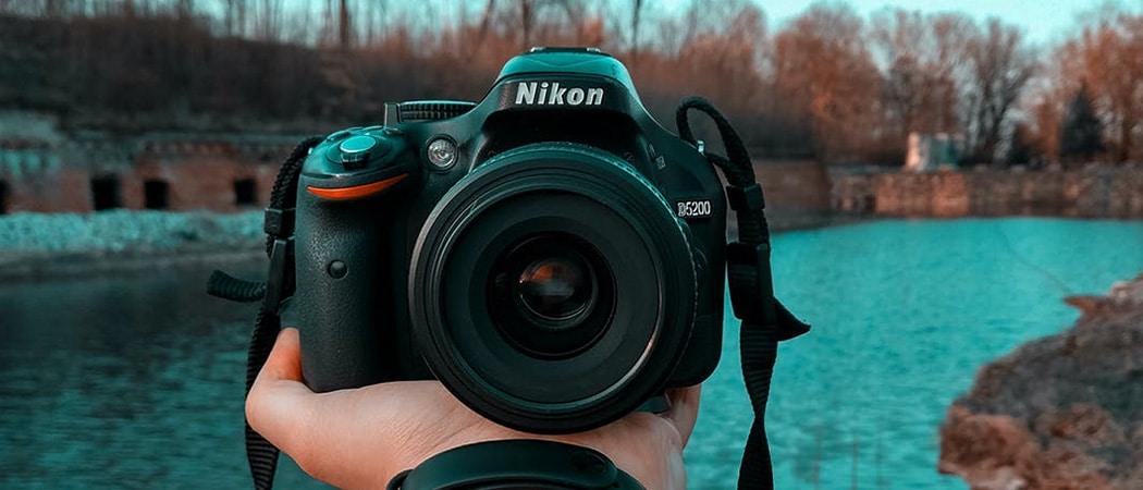 Goede Nikon spiegelreflexcamera vergelijken