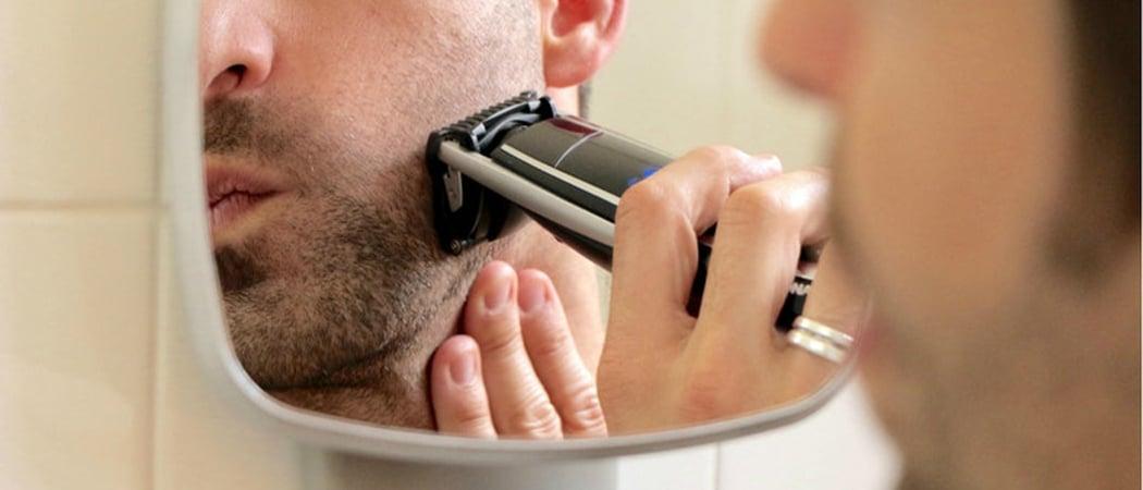 Professionele baardtrimmer