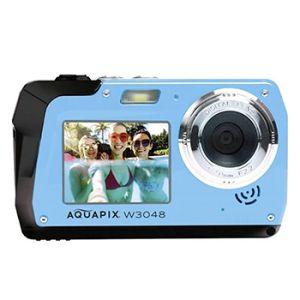 Aquapix W3048-I Edge Iceblue odnerwatercamera