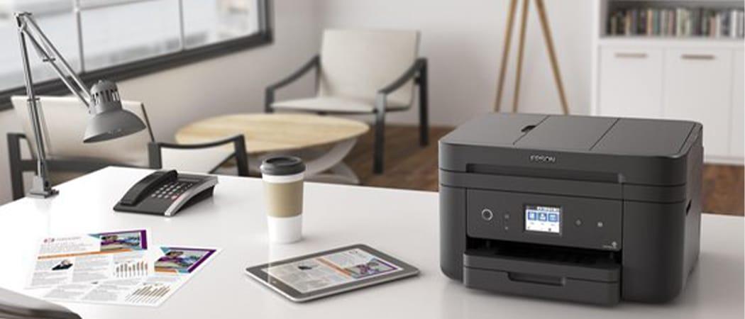 Beste all-in one printer
