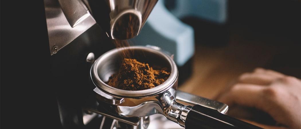 Beste koffiemolen 2021
