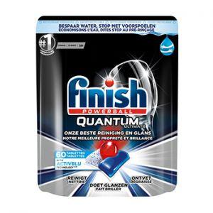 Finish Quantum Ultimate Active Blue Regular Vaatwastabletten