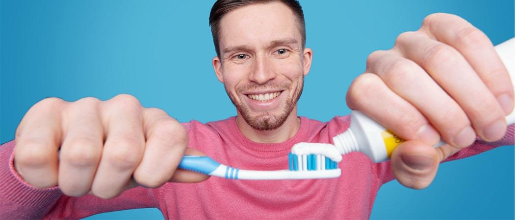 Goede tandpasta