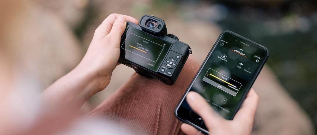 Goedkope bridge camera