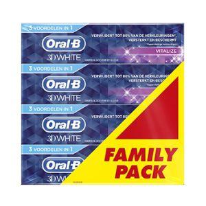 Oral-B 3D White Tandpasta