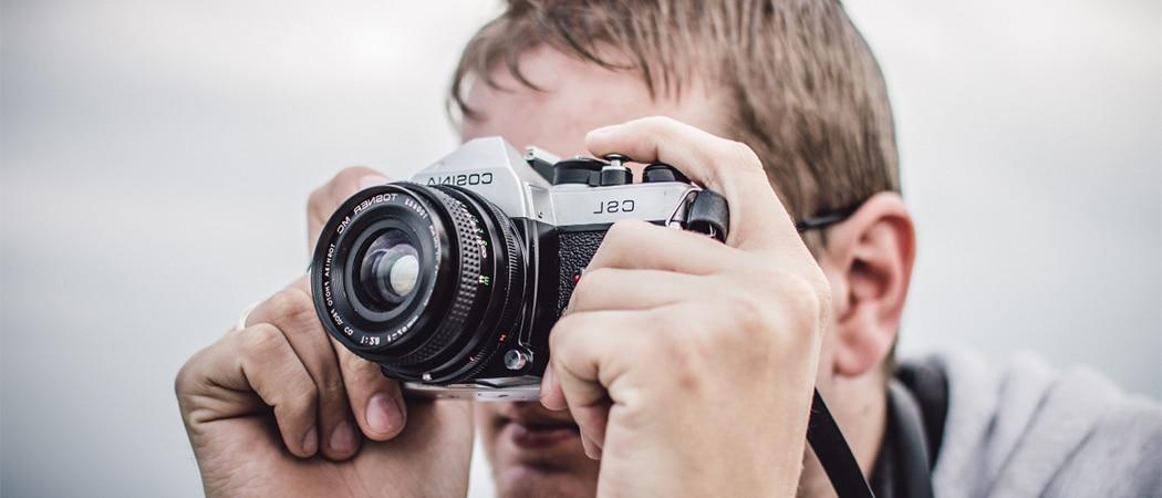 Professionele bridge camera