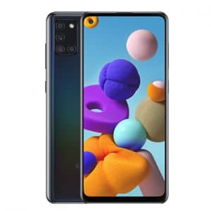 Samsung Galaxy A21s 32GB Zwart smartphone.jfif