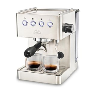 Solis Barista Gran Gusto 1014 Espressomachine - Piston Koffiemachine