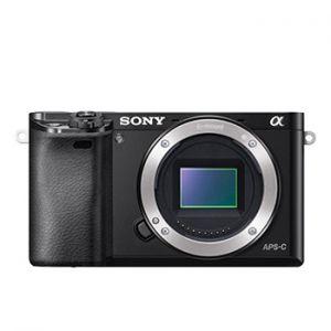 Sony A6000 Body - Zwart systeemcamera