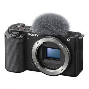 Sony Vlogcamera ZV-E10 Body systeemcamera