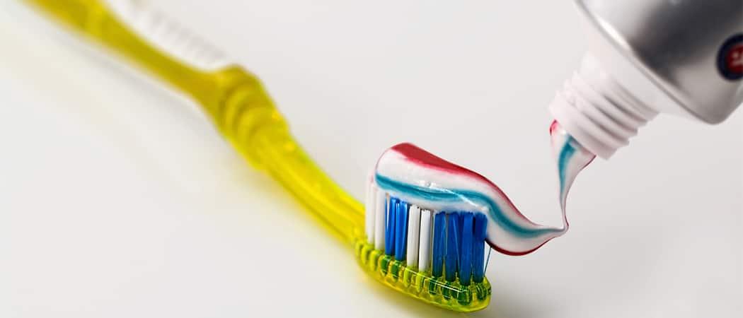 beste tandpasta