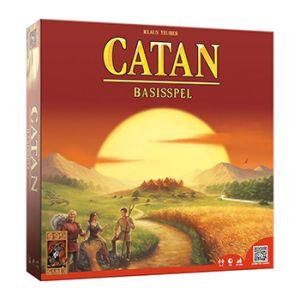 999 Games De Kolonisten Van Catan Basisspel gezelschapsspellen