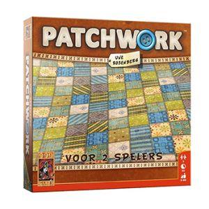 999 Games Patchwork gezelschapsspellen