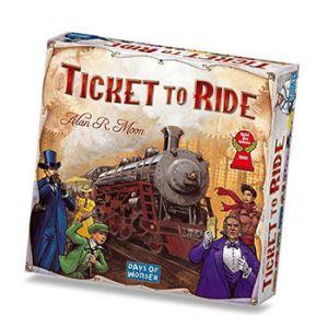 Asmodee Ticket To Ride gezelschapsspellen