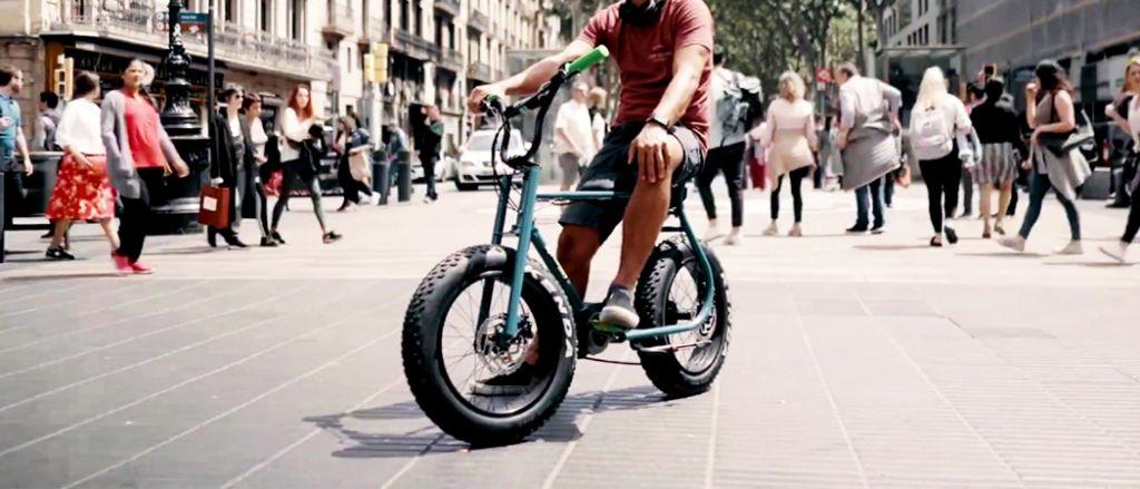 Beste elektrische fatbike