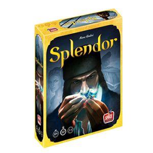 Splendor - Bordspel gezelschapsspellen