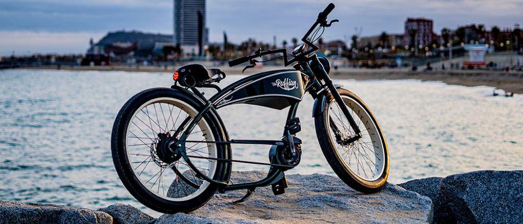 beste elektrische chopper fietsen