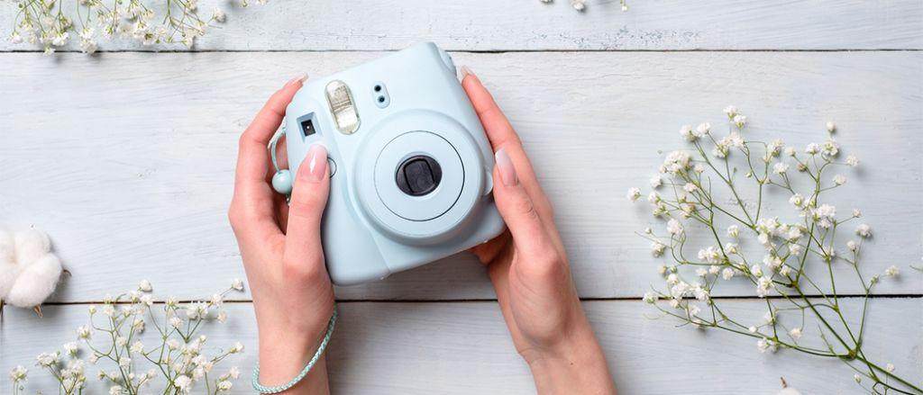 goede instant camera